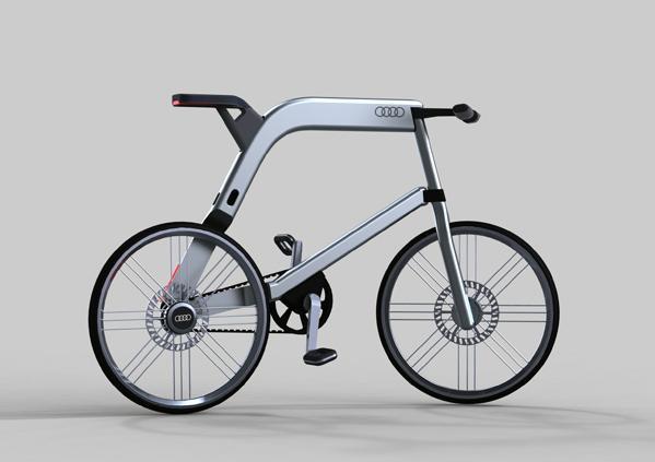 Audi Electric Bike For the Future Urban Consumer