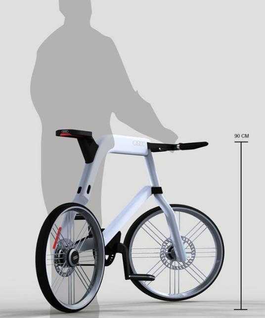 Audi Electric Bike For the Future Urban Consumer 2