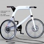 Audi Electric Bike For the Future Urban Consumer_4