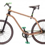 Benobon, Eco-friendly Bent Plywood Bike_1