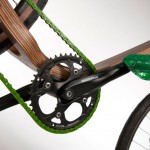 Benobon, Eco-friendly Bent Plywood Bike_4