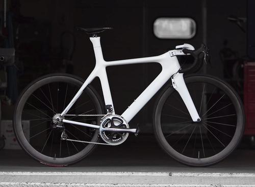 Prius Projects Concept Bike, Mind Reading Futuristic Bike