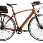 Renovo and Audi Handmade Wooden Bicycles The Duo City