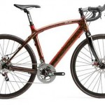 Renovo and Audi Handmade Wooden Bicycles The Duo Road