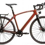 Renovo and Audi Handmade Wooden Bicycles The Duo Sport
