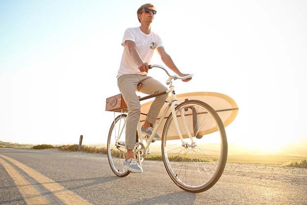 Retro and Cool Bike, The Almond X Linus Summer Edition bike 4