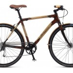Schwinn Vestige Recyclable and Organic Flax Fiber Bicycle Men