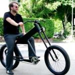Shocker Chopper, Cool and Rocks Bike