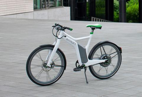 Smart New Electric Bike Going Into Production, Smart eBike
