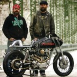 The Brothers Bjorklund Create Amazing Hot Bike Made from Junk, 1966 Harley Davidson