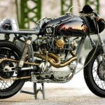 The Brothers Bjorklund Create Amazing Hot Bike Made from Junk, 1966 Harley Davidson_1