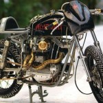 The Brothers Bjorklund Create Amazing Hot Bike Made from Junk, 1966 Harley Davidson_5
