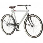 The Vanmoof Aluminum Bicycle