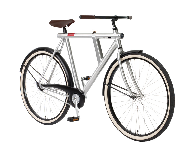 The Vanmoof Aluminum Bicycle No.5