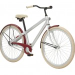 The Vanmoof Aluminum Bicycle