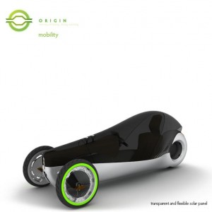 ORIGIN: Zero Emission Concept Vehicle