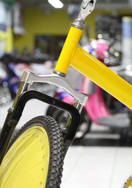 Shadow Ebike Wireless Electric Bike by Daymak 2