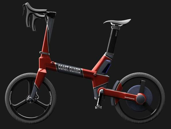 The Sharpshooter Electric Bike Concept