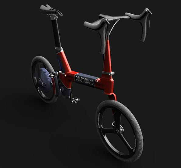 The Sharpshooter Electric Bike Concept 3