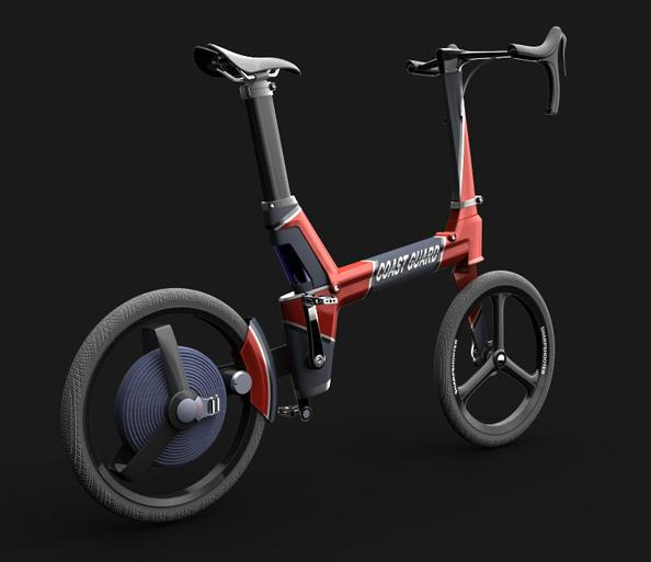 The Sharpshooter Electric Bike Concept 4
