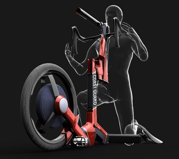 The Sharpshooter Electric Bike Concept 6