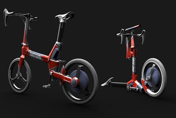 The Sharpshooter Electric Bike Concept 7