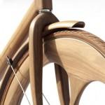 Jan Gunnewegs Wooden Bicycle