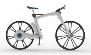 i-Go Electric Bike Concept