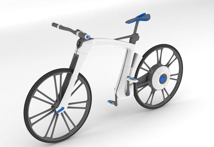 i Go Electric Bike Concept 1