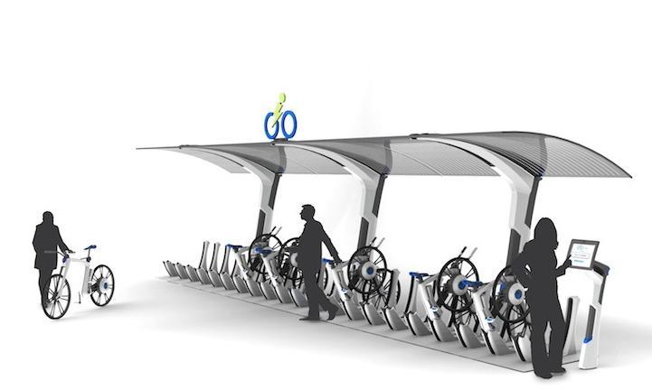 i Go Electric Bike Concept 5