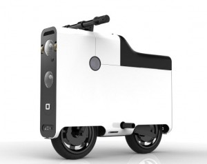 Boxx Corp Electric Scooter