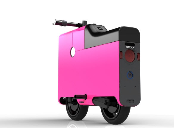 Boxx Corp Electric Scooter 2