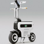 "Honda's ""Motor Compo"" Electric Scooter_1"