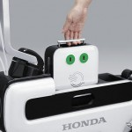 "Honda's ""Motor Compo"" Electric Scooter"