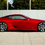 Lexus's Luxury LF-LC Hybrid Sports Coupe Concept