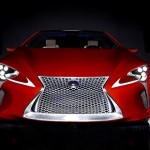 Lexuss Luxury LF LC Hybrid Sports Coupe Concept