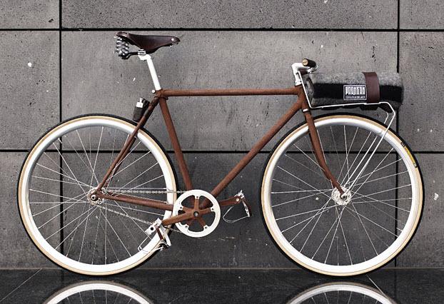 The FeO2 Bike