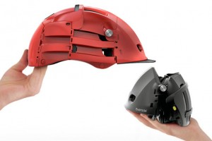 Compact Bike Helmet by Agence 360