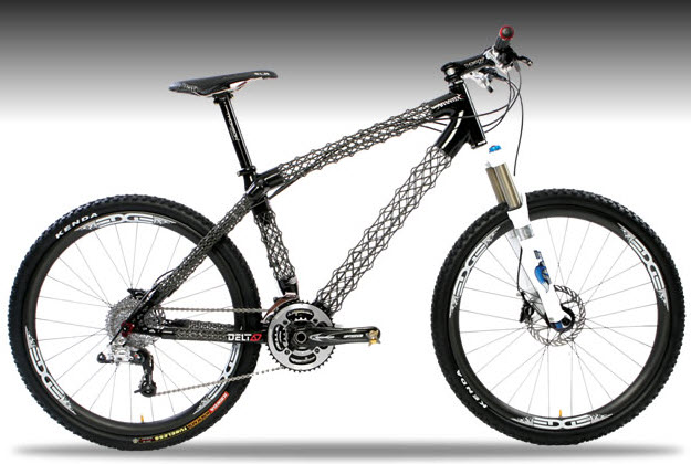 Lightweight Antrix Hardtail Mountain Bike