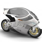 The Crossbow, An Extreme All-Weather Electric Motorbike