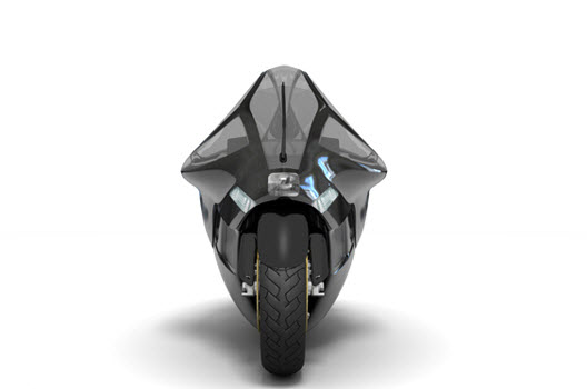 The Crossbow, An Extreme All Weather Electric Motorbike 2