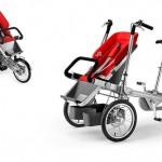The Taga, An Ultimate Alternative to Bike Trailer and Child Bike Seat