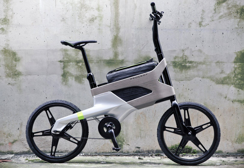 Peugeot DL122 Urban Bike Concept