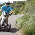 Sway Tilting Three-wheel e-scooter Prototype_2