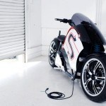zecOO: Electric Low rider Motorcycle