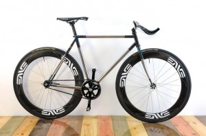 2012 Chimera Concept Steel Era Fixed Gear Bicycle