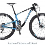 2013 Giant Anthem X Advanced 29er 0
