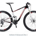 2013 Giant Anthem X Advanced 29er 2