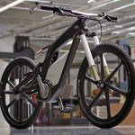 Audi New e-bike Worthersee Concept