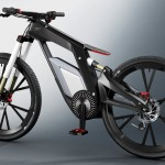 Audi New e bike Worthersee Concept